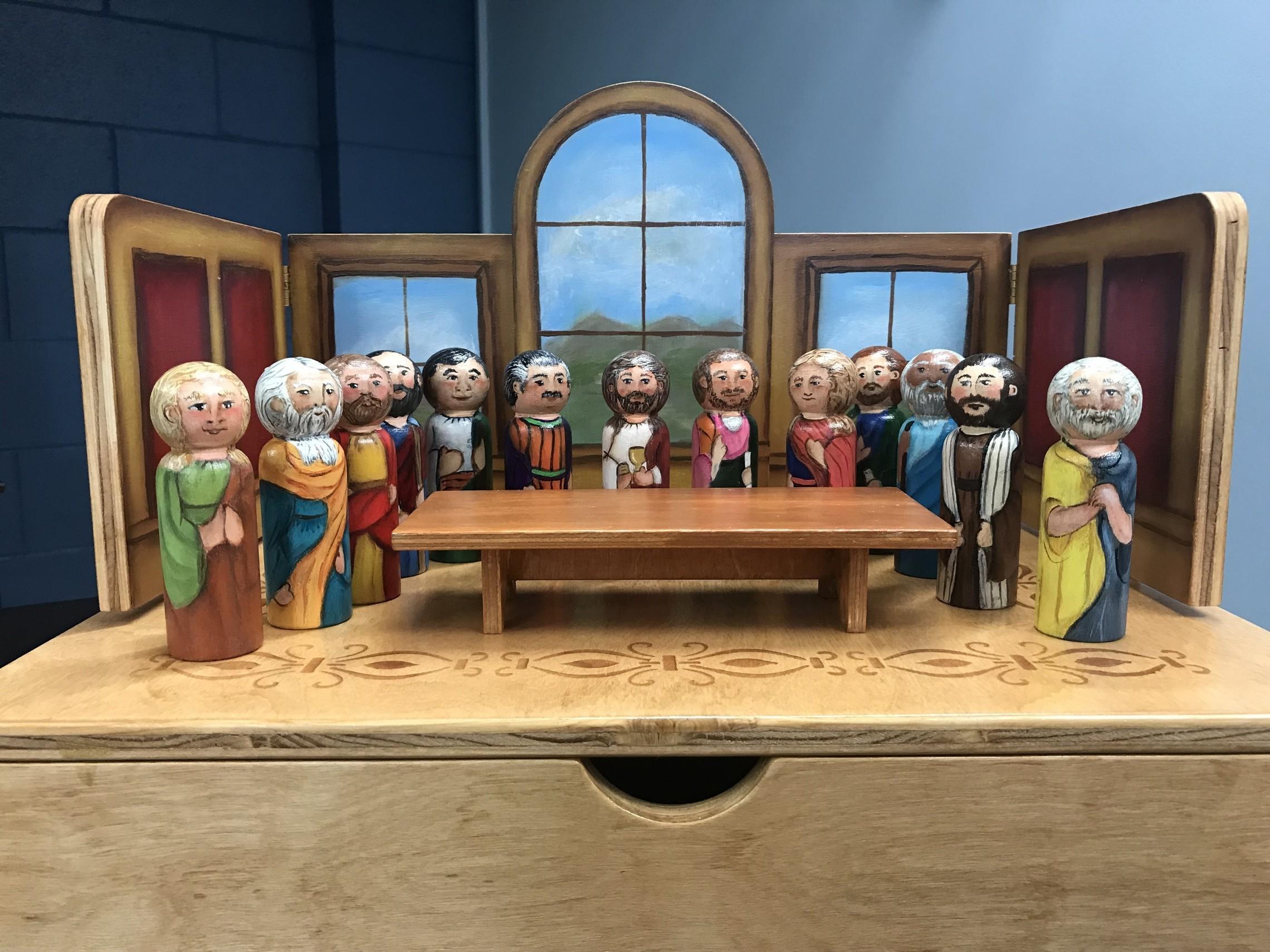 Apostles Catechesis Of Good Shepherd