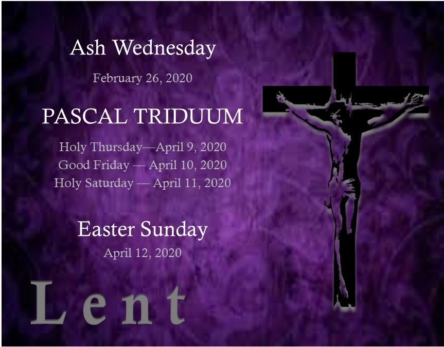 Lent 2020 Website