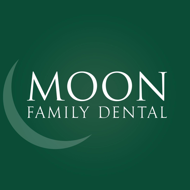 Moon Dental Logo  New 2018