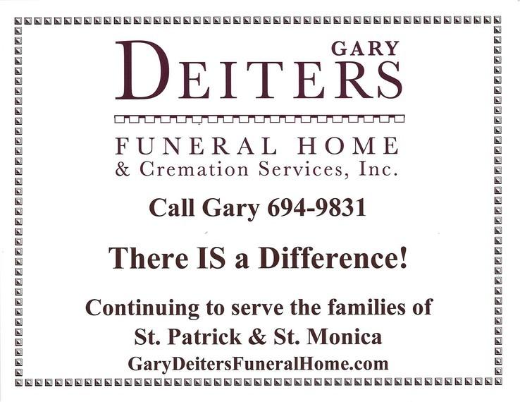 Gary Deiters Logo