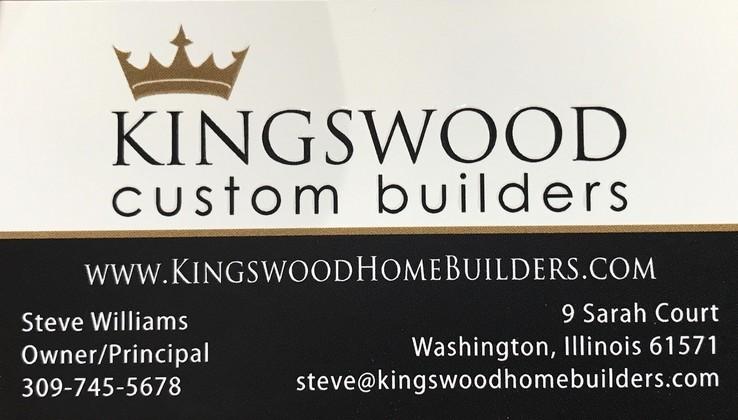 Kingswood Builders Logo