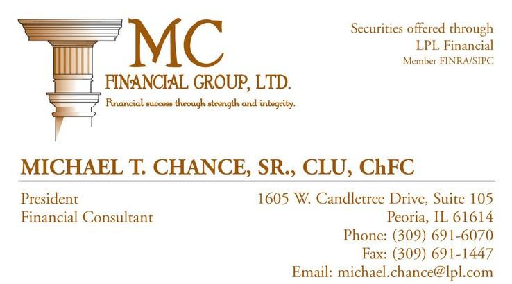 Michael Chance Bc 9 08