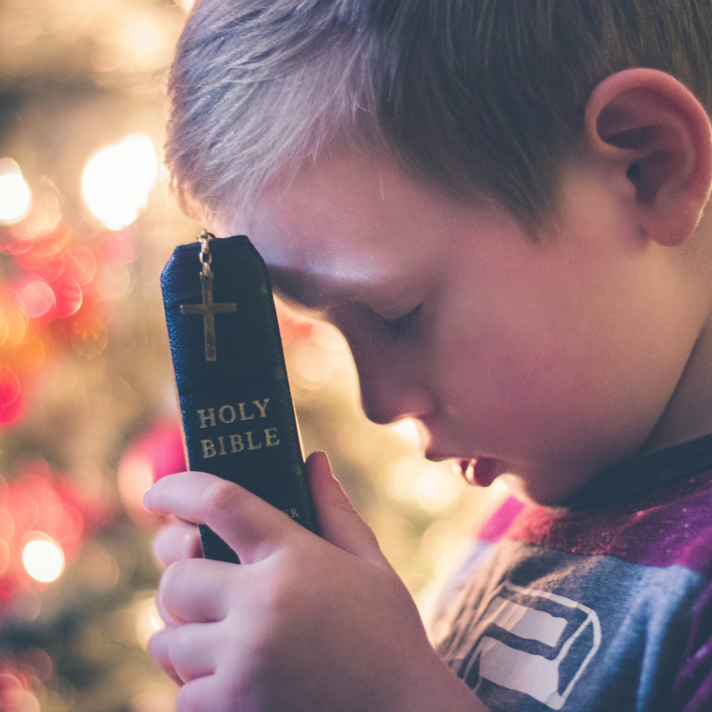 examination of conscience for children