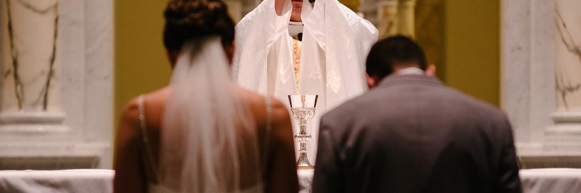 The Sacrament of Holy Matrimony | Saint Patrick Catholic Church