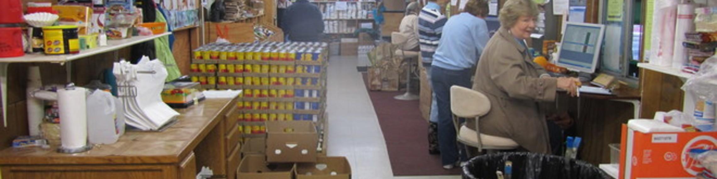 Cordova Community Food Locker